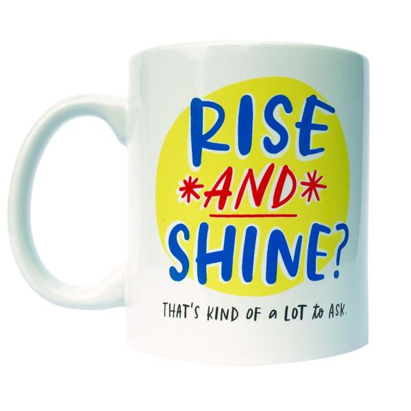 Emily Mcdowell-Mug-Rise and Shine
