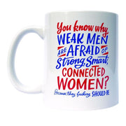 Emily Mcdowell-Mug-Weak Men