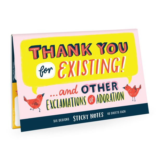 EMILY MCDOWELL-STICKY NOTE PACKET-THANK YOU