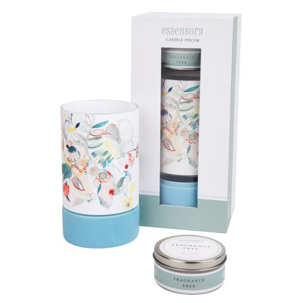 Essensory-Candle Kit-Leaf Bliss By Alice Stevenson