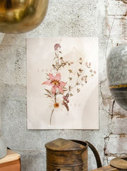 FIREWEED-PRINT-SWEET STEMS
