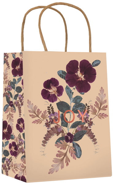 Fireweed-Gift Bag-Plum Leaves