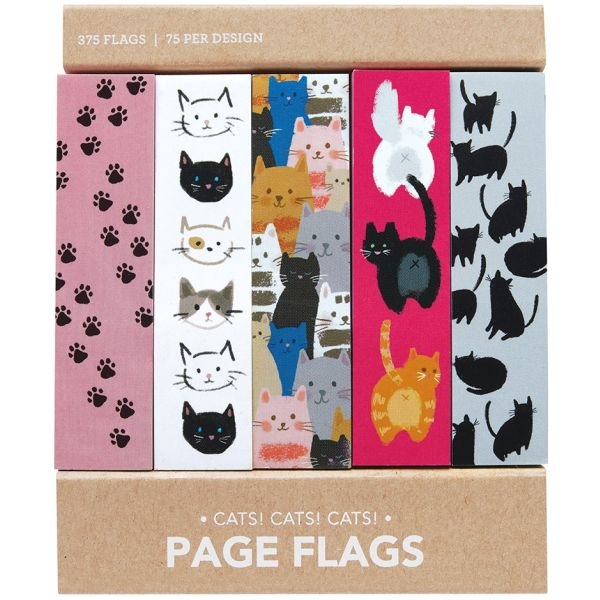 Girl Of All Work-Page Flags-Cats! Cats! Cats!