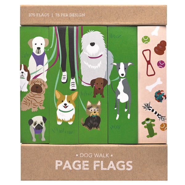GIRL OF ALL WORK-PAGE FLAGS-DOG WALK