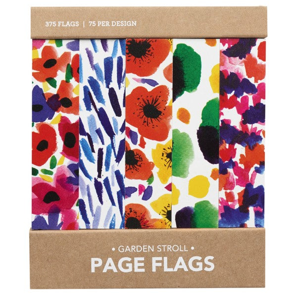 GIRL OF ALL WORK-PAGE FLAGS-GARDEN STROLL
