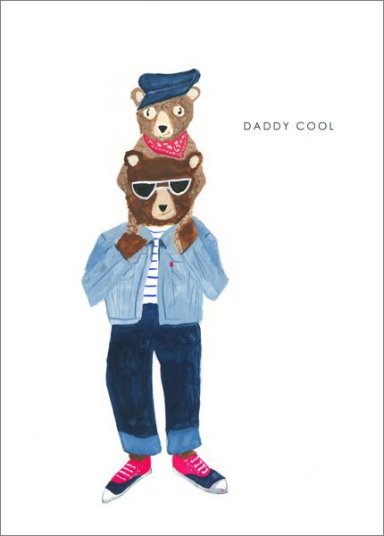 HUTCH CASSIDY-CARD-DADDY COOL