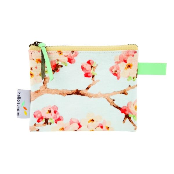 Hello Sunday-Coin Purse-Apple Blossom