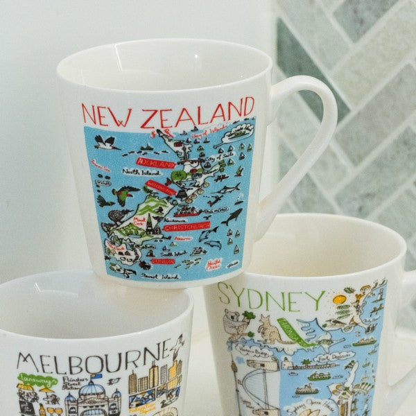 Julia Gash-Mug-New Zealand
