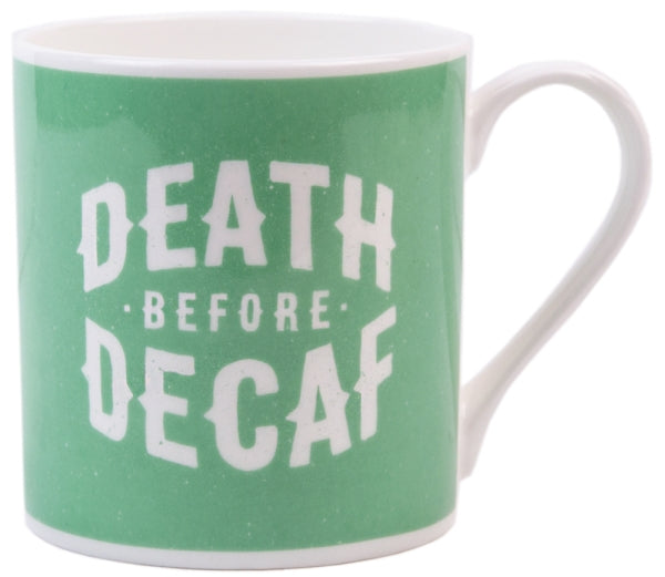 Ohh Deer-Mug-Death Before Decaf