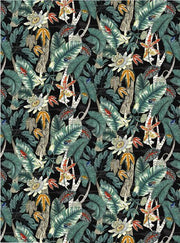 Ohh Deer-Wrapping Paper-Rainforest