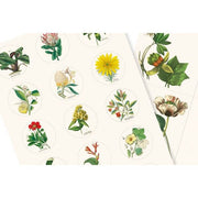 Pepin Press-Label and Sticker Book-Flora