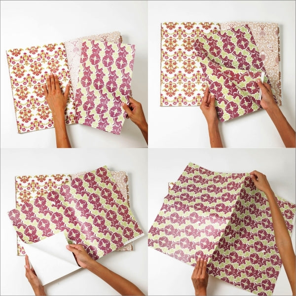 Pepin Press-Gift and Creative Papers Book-Chinese Patterns