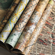 Pepin Press-Gift And Creative Papers Book-Maps