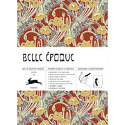 Pepin Press-Gift and Creative Papers Book-Belle Epoque
