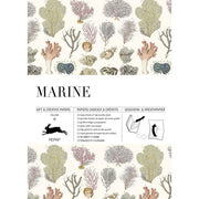 Pepin Press-Gift and Creative Papers Book-Marine