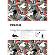 Pepin Press-Gift and Creative Papers Book-Cubism
