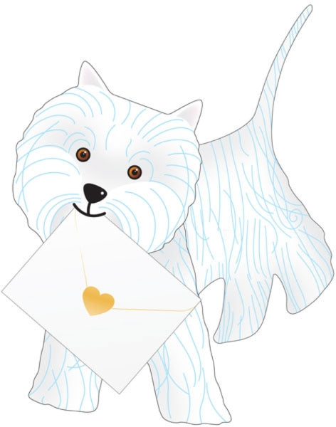 SPECIAL DELIVERY-CARD-DOG-BONNIE