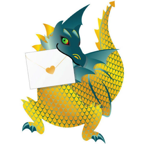 SPECIAL DELIVERY-CARD-DRAGON-EMBER