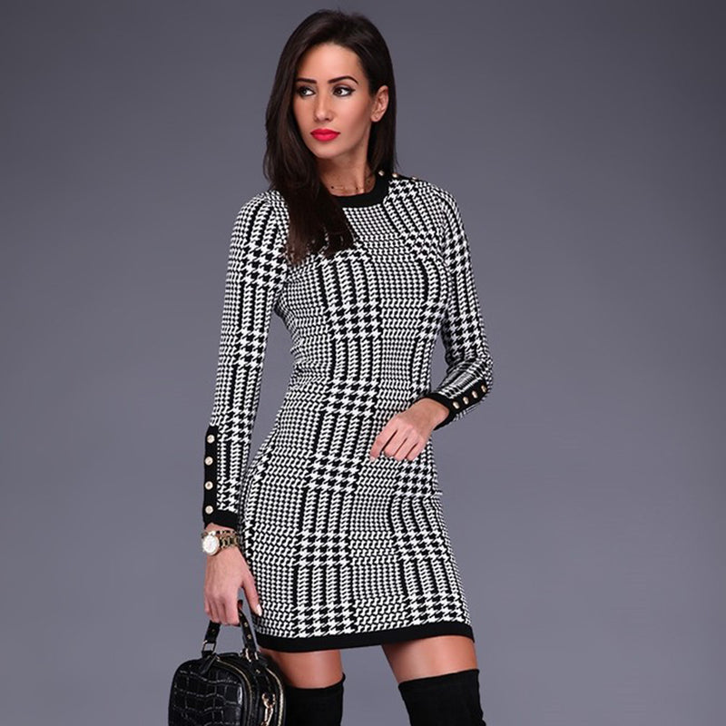 Long Sleeve Negin Dress
