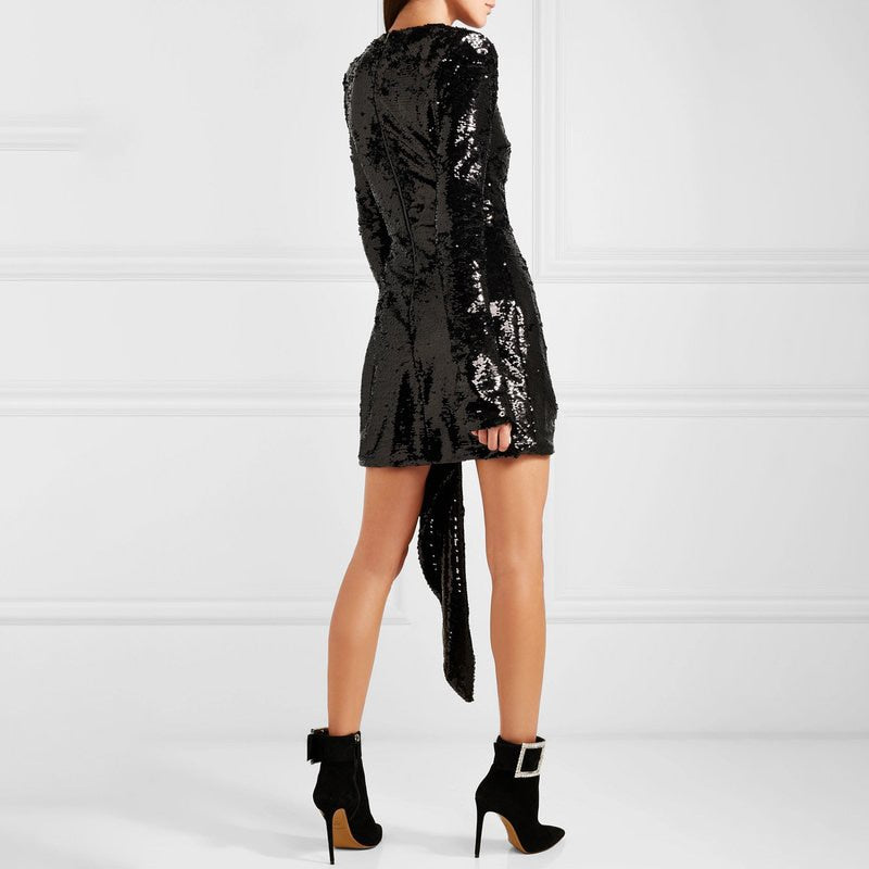 Chiara Sequin Dress