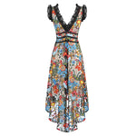 Flower Massiel Dress