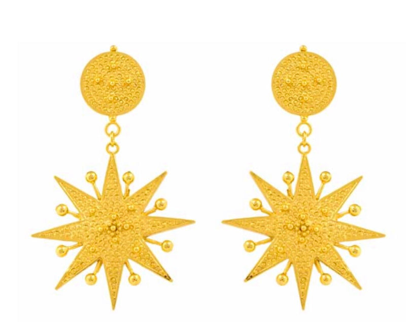 Diamantina Earrings