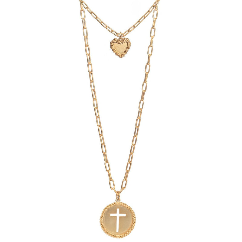 Chains Of Love Necklace