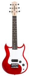 VOX - MINI ELECTRIC TRAVEL GUITAR Red