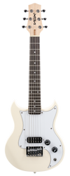 VOX - MINI ELECTRIC TRAVEL GUITAR White