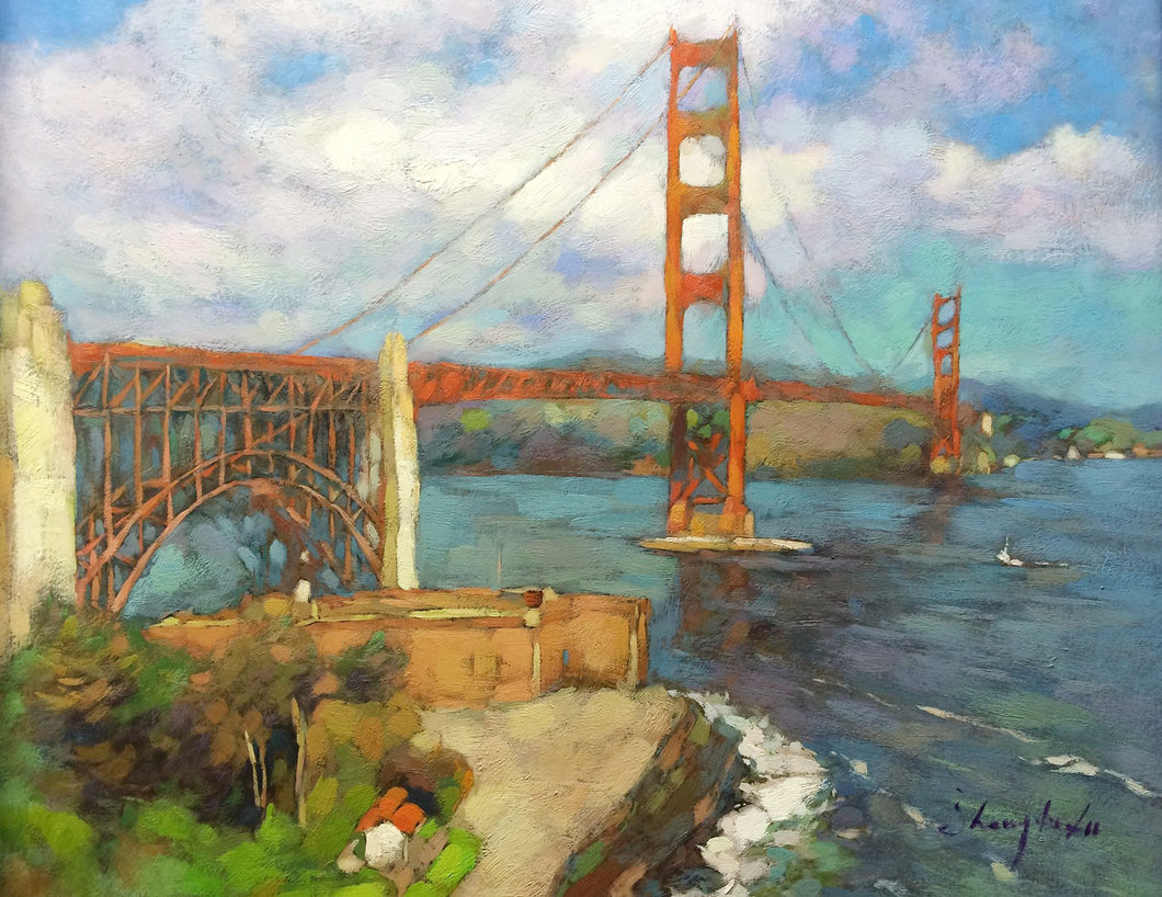 Golden Gate Bridge#1