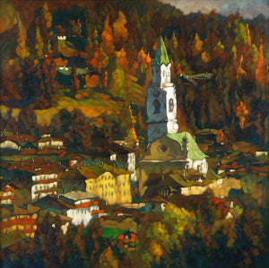 Old-church-in-Fall