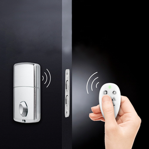 Using Fibaro keyfob to open door