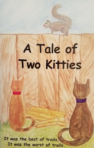 A Tale of Two Kitties by Ed Tapley