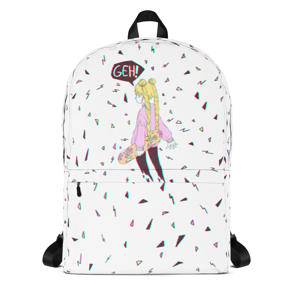 Skater Moon Backpack - First Edition Available till Feb 15th