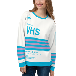 GEH VHS Custom Sweater First Edition - Available until April 26th