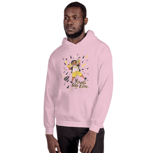 Young God Blow x Ellygeh Official Hoodie
