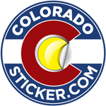 Colorado Sticker Website Logo