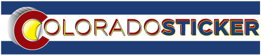 Colorado Sticker Logo For Website