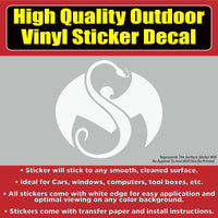 Strange Music Records Tech Nine Die Cut Vinyl Car Vehicle Laptop Bumper Sticker Decal