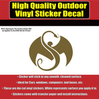Strange Music Records Logo Tech Nine Die Cut Vinyl Car Vehicle Laptop Bumper Sticker Decal