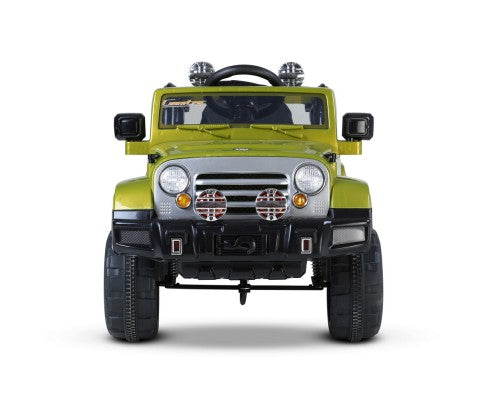 Kids Electric Ride on Jeep Wrangler Review