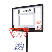Adjustable Portable Basketball Stand Hoop System Rim - Kids Ride On Cars