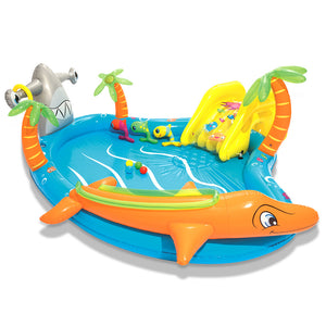 Bestway Sea Life Play Centre - Kids Ride On Cars