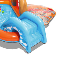 Bestway Lava Lagoon Play Centre - Kids Ride On Cars