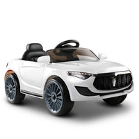 Rigo Maserati - White - Kids Ride On Cars