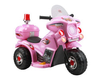 Kids Ride on Motorbike - Pink