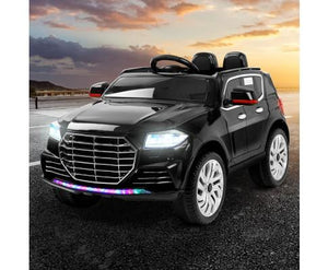 Audi Q7 Black - Kids Ride On Cars