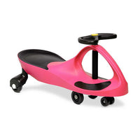 Kid's Ride On Wiggle Scooter - Pink