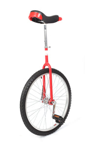 24'' Pro Circus Unicycle Bike - Kids Ride On Cars