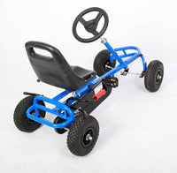 Big Kids Ride On Toy Pedal Bike Go Kart Car For Ages 8-13 - Kids Ride On Cars